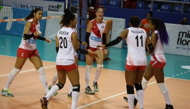 Voleibol chile vs argentina 1