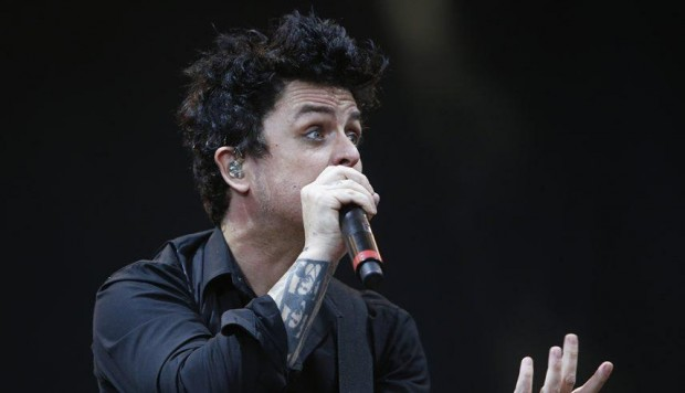 Billie Joe Armstrong de Green Day