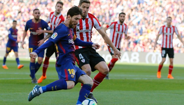 Barcelona vs. Athletic Club Bilbao EN VIVO ONLINE: se miden en el Camp Nou por la fecha 29° de la Liga Santander. Sigue AQUÍ las incidencias del duelo