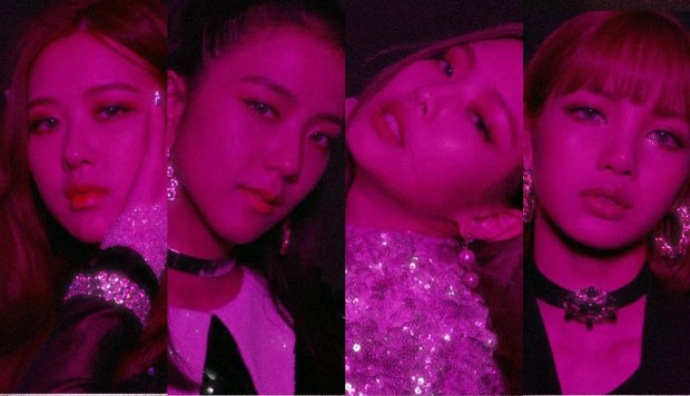 Blackpink video teasers