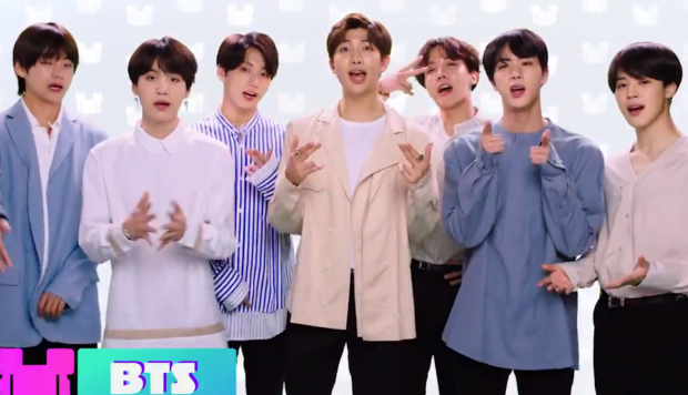BTS es mayor ganador en Radio Disney Music Awards