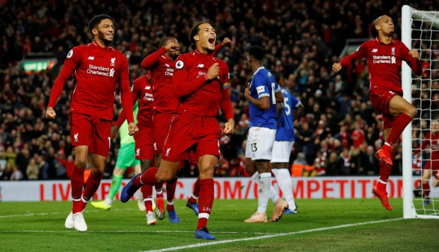 Liverpool Everton Directo