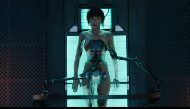 Ghost in the Shell: Androides con problemas de identidad
