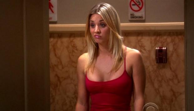 Penny impacta con look en nuevo episodio de The Big Bang Theory
