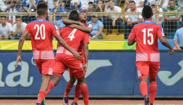 Panamá ganó 1-0 a Honduras en hexagonal final de Eliminatorias