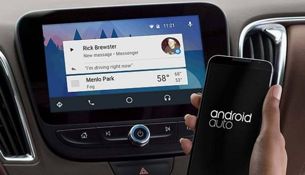 Facebook Messenger llega a Android Auto