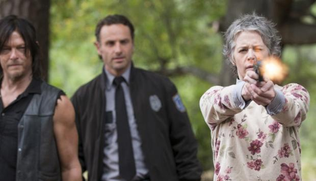 The Walking Dead reclama un lugar en el cine