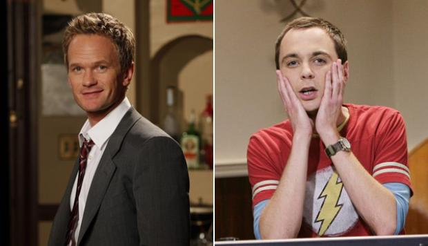 How I Met Your Mother: Jim Parsons pudo ser Barney