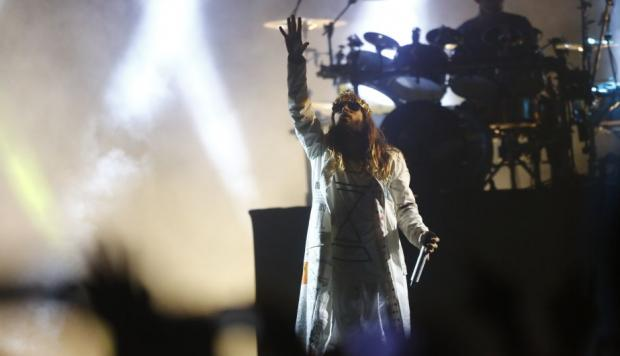30 Seconds to Mars deleitó a sus fanáticos peruanos - 1