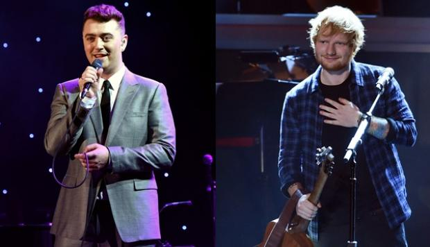 Brit Awards: Sam Smith y Ed Sheeran en gran duelo de premios