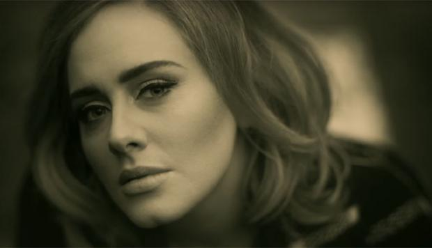 Adele superó récord de Taylor Swift con video de Hello