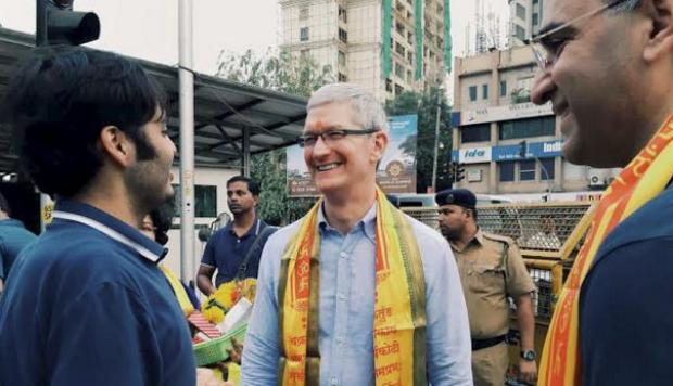 Apple abrirá centro de desarrollo de apps en India el 2017