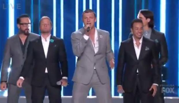 Reaparecen los Backstreet Boys en el Miss USA 2016 [VIDEO]