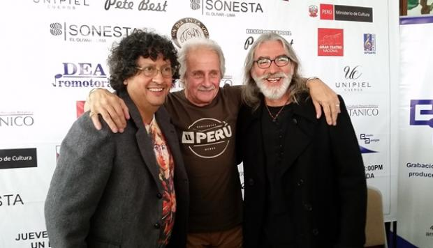 Pete Best: cinco preguntas musicales con el ex Beatle [VIDEO]