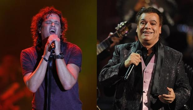 Carlos Vives le rinde emotivo homenaje a Juan Gabriel [VIDEO]