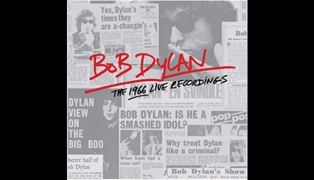 Bob Dylan: comentamos su álbum The 1966 Live Recordings