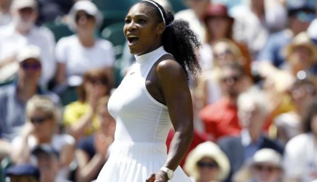 Serena Williams jugará final de Wimbledon ante Angelique Kerber