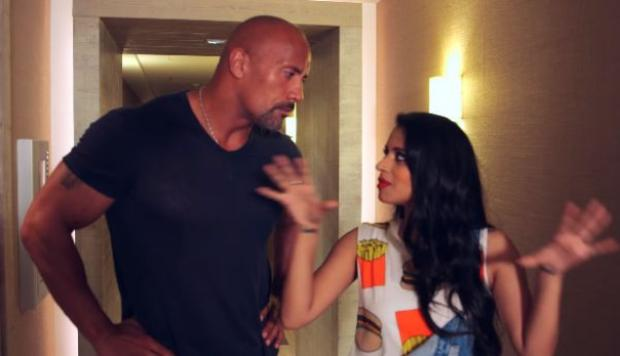 Dwayne Johnson 'The Rock' ya tiene su canal de YouTube