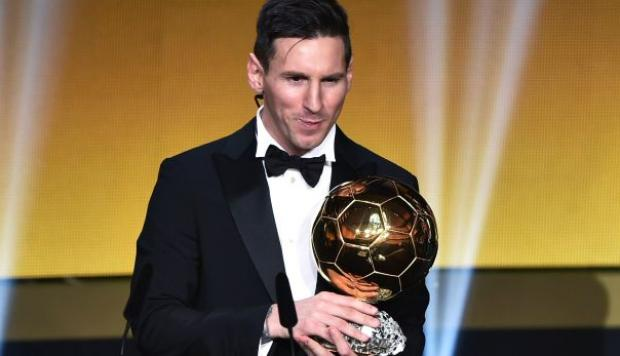 Lionel Messi ganó su quinto Balón de Oro [VIDEO]