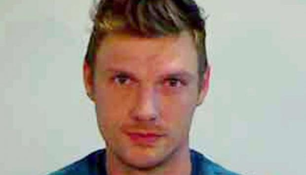 Nick Carter, ex  Backstreet Boys, fue detenido en Florida - 2