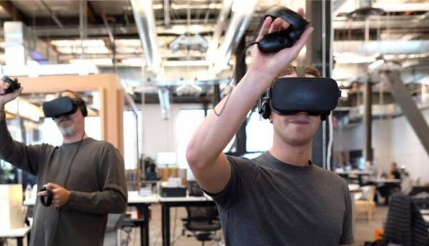 Mark Zuckerberg dará importante anuncio sobre realidad virtual
