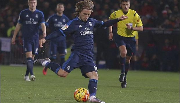 'Misil' de Modric y triunfo agónico del Real Madrid [VIDEO]