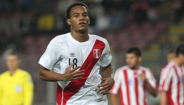 Image result for andre carrillo peru