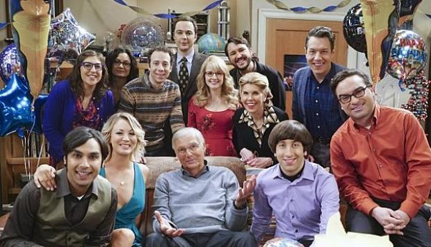 """The Big Bang Theory"" estrenó su episodio 200"