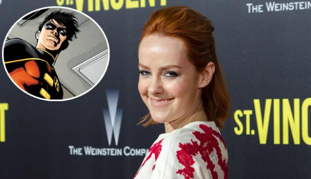 Batman v Superman: Jena Malone interpretaría a Robin