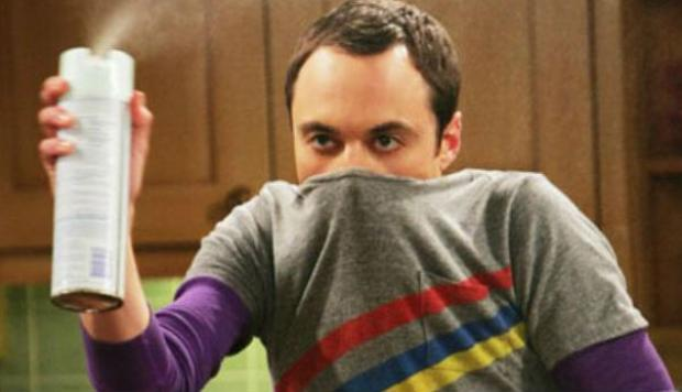 El amor según Sheldon Cooper de The Big Bang Theory