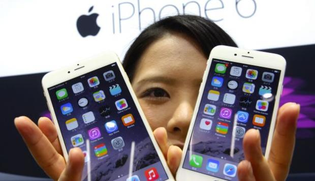 Apple y los iPhone 6 amenazan a Samsung en su propio país