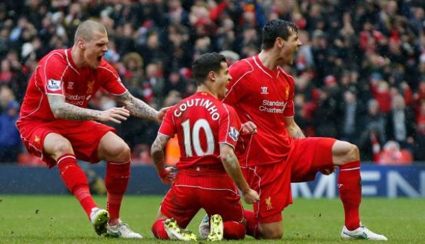 Liverpool venció 2-1 a Manchester City por la Premier League