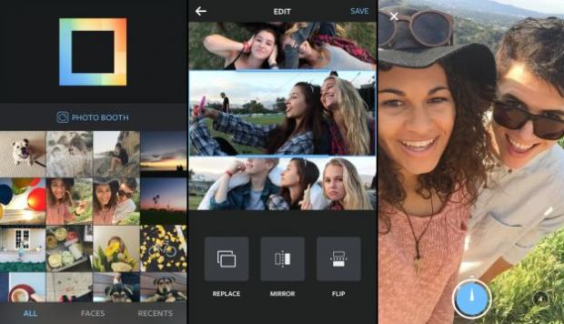 Layout de Instagram será tu nueva app favorita para collages
