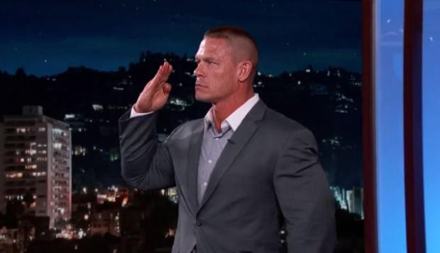 YouTube: John Cena luchará por Estados Unidos en WrestleMania