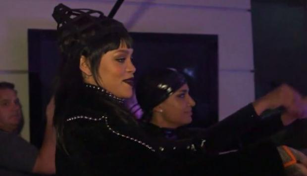 Rihanna y su gran broma a Jimmy Kimmel por el April Fools' Day
