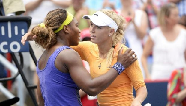 US Open: Serena Williams y Wozniacki jugarán la final femenina
