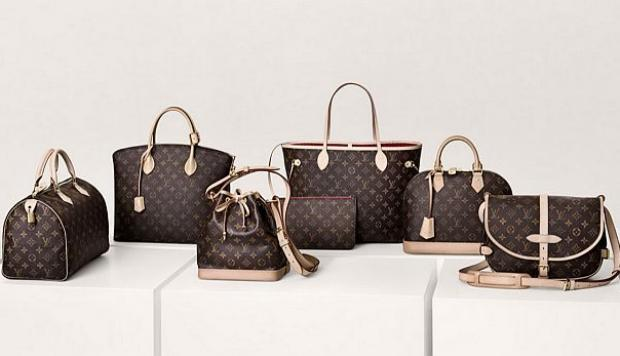 Élite china ve a Louis Vuitton como  carteras para secretarias  - 1 ea15dc0099b