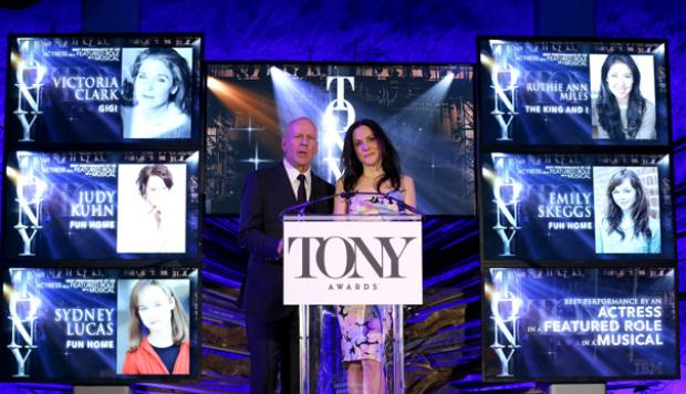 Tony: An American in Paris y Fun Home lideran nominaciones