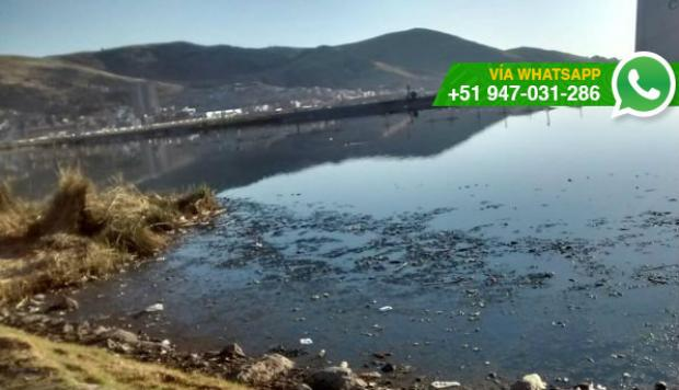 WhatsApp: así de descuidado luce el Lago Titicaca [VIDEO]