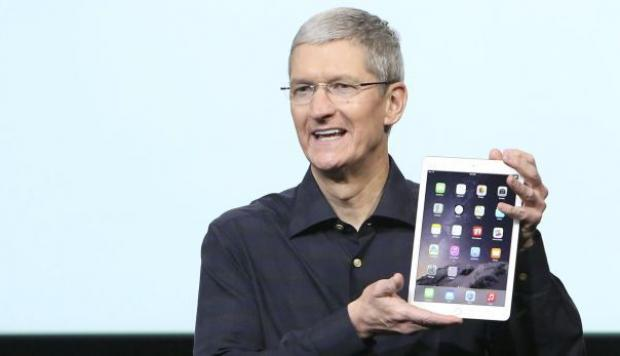 Tim Cook niega que Apple creará híbrido entre MacBook y iPad