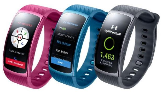 CES 2017: Samsung presentó sus innovadores wearables 'fitness' - 2