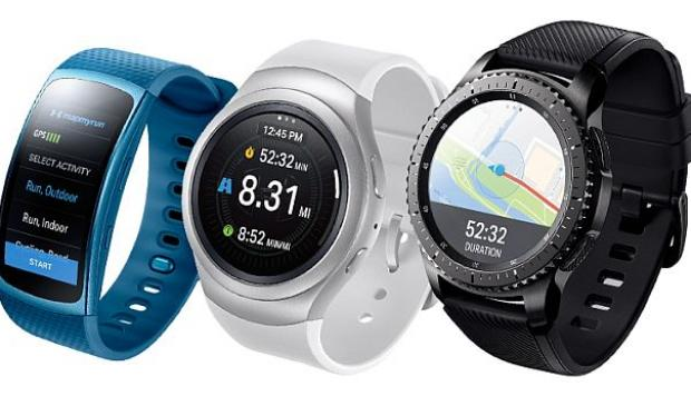 CES 2017: Samsung presentó sus innovadores wearables 'fitness' - 3