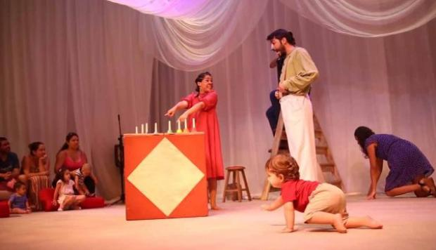Plop y Wiwi, una alternativa teatral para bebes [VIDEO]
