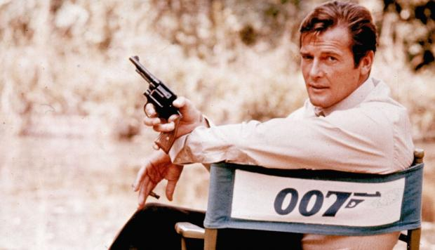 Fallece Roger Moore, el superagente James Bond