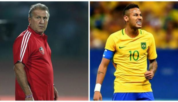 Image result for Zico and Neymar