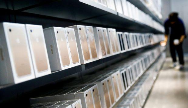 China pone a la venta un clon del iPhone8