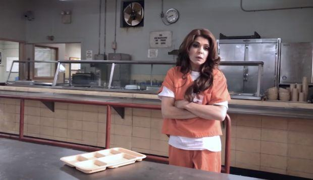 [Video] Itatí Cantoral visita el set de
