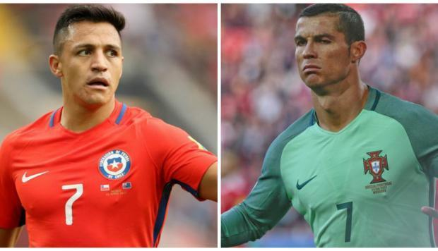 Chile vs. Portugal: la final anticipada de la Copa Confederaciones