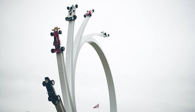 Escultura Goodwood