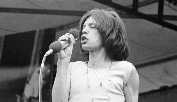 Rolling Stones Documental The Stones In The Park Se